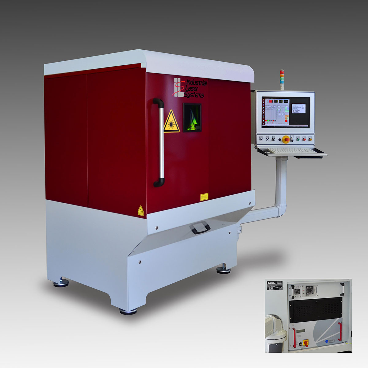 Machine de brasage laser